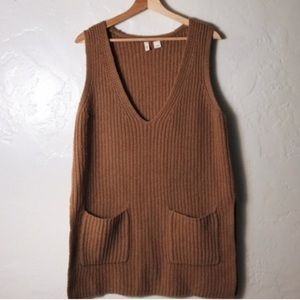 Anthropologie Dresses - 👢Anthro Sweater Dress Tunic👜🧣